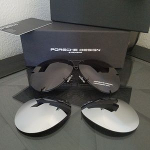 Porsche Design P'8478 Sunglasses